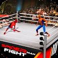 Superhero VS Spider Hero Fighting Arena Revenge apk
