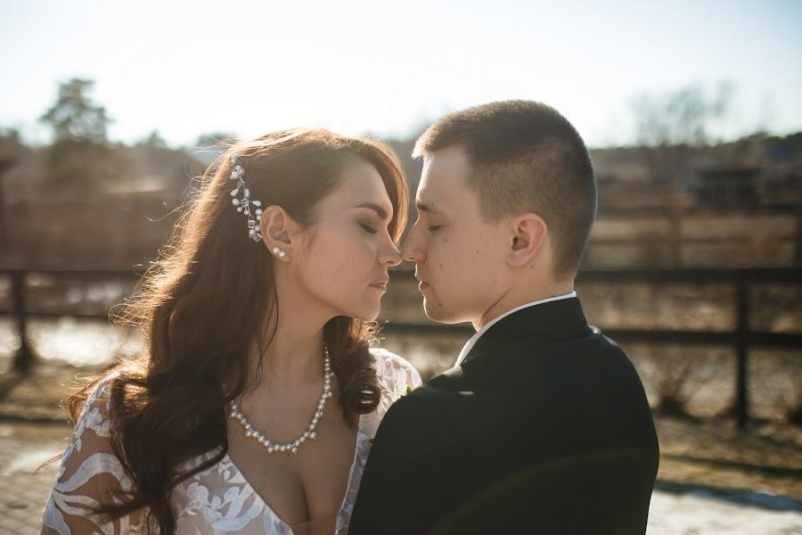 Bryllupsfotograf Konstantin Khruschev (xkandreich). Bilde av 10.05.2019