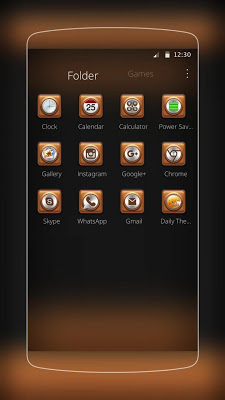 Elegant Leather - screenshot