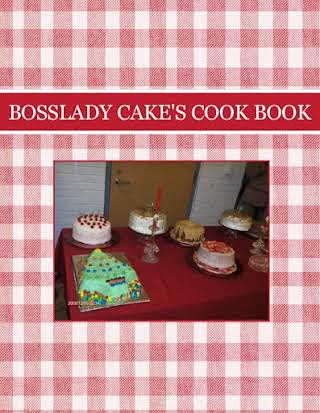 BOSSLADY CAKE'S COOK BOOK