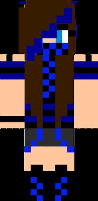 Mcgirl Nova Skin