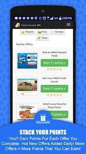 Free Gift Cards - Cash Rewards- screenshot thumbnail