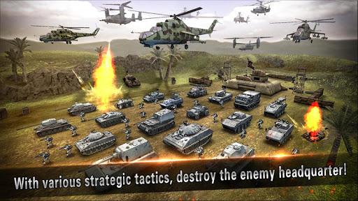 Commander Battle 1.0.6 androidappsheaven.com 4