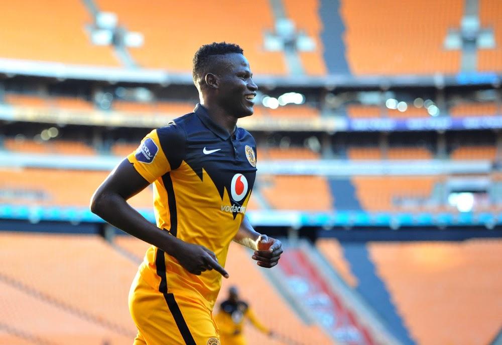 Anthony Akumu was never a midfielder' says Kaizer Chiefs coach Gavin Hunt - TimesLIVE