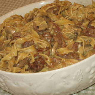 Beef Stroganoff With Ketchup Recipes.