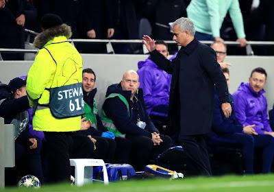 José Mourinho a retrouvé son ramasseur de balle préféré et l'a invité à dîner avec l'équipe