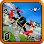 Extreme Drone Racing Stunts 3D
