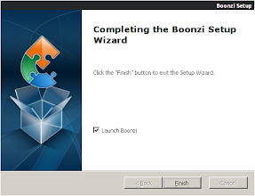 Photo: Installing Boonzi - step 4