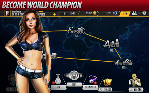 Real Boxing 2 ROCKY 1.8.6 [Unlimited Money] MOD Apk 2