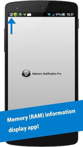 Memory Notification Pro v1.1.1