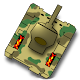 Aggredior Tank Battle Game free at one screen Android apk