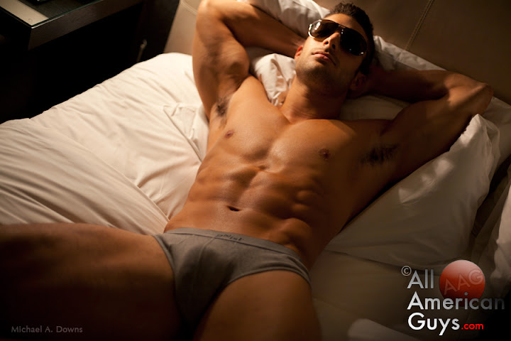 Picture About Male Model Adam from AAG
