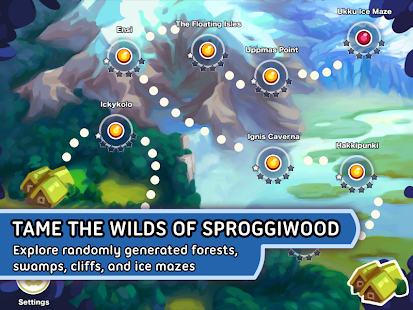 Sproggiwood Screenshot