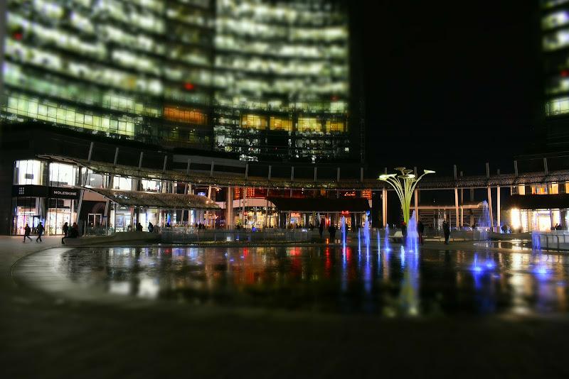 Night Walking di M.Faini