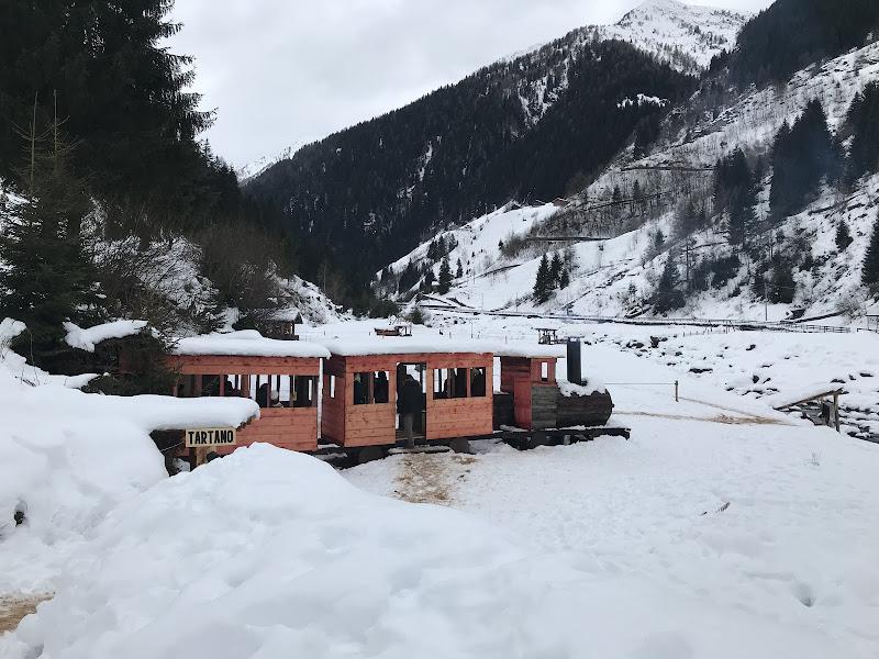 Il treno per.. di molly94