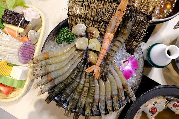 小胖鮮鍋公益店!花雕酒端上讓你自由加,優質海鮮和服務兼具的台中火鍋推薦!