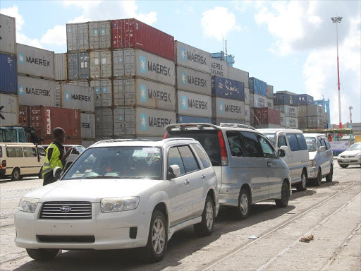 Second-hand car import age limit to remain at 8 years