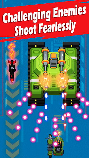 Merge & Fight: Chaos Racer screenshots 2