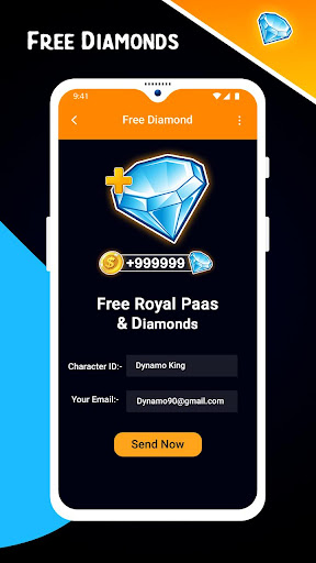 Guide and Free Diamonds for Free screenshot 3