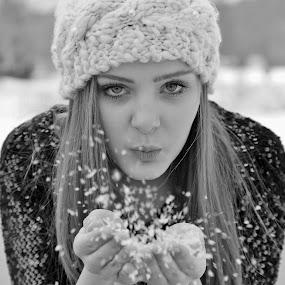 by Lori Rose - Black & White Portraits & People (  )