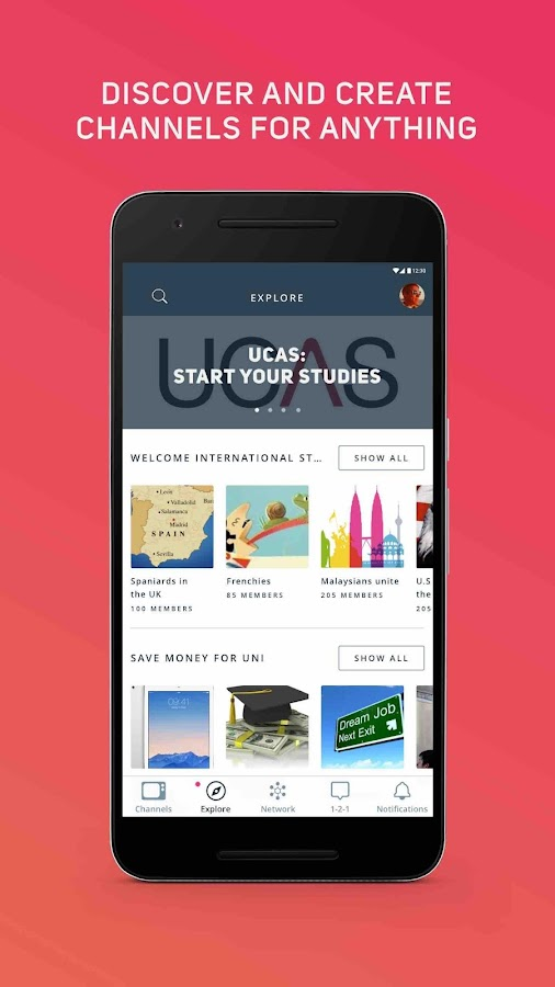 Campus Society – The Uni App & Student Portal- screenshot