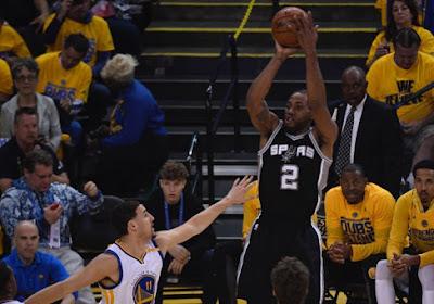 Op naar een stunt in de NBA-finale? 47 punten van Curry volstaan niet voor winst
