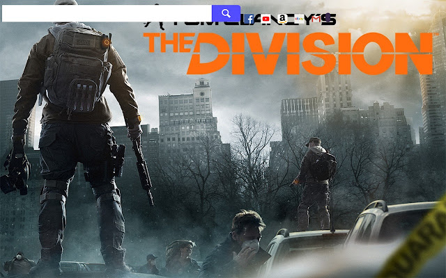 Tom Clancys The Division HD Wallpapers