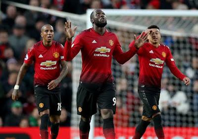 ? Premier League : Lukaku retrouve le chemin des filets à Old Trafford, Depoitre et Mbenza s'inclinent sur le fil à Arsenal