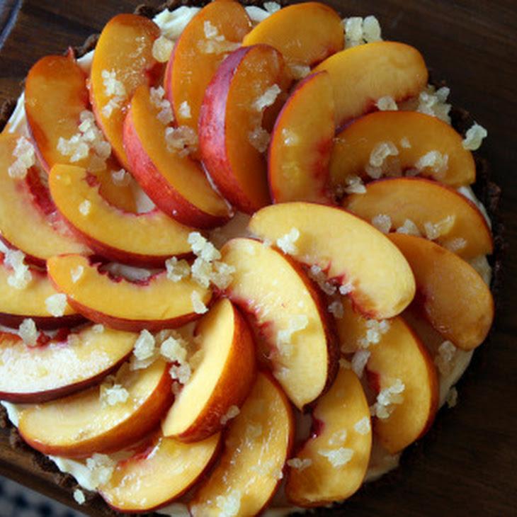 A Perfect Nectarine Tart Recipe