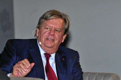 Johann Rupert's R1bn Covid-19 relief fund temporarily shut as it hits capacity - TimesLIVE