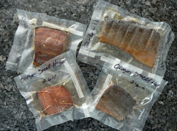 Dad's Smoked Fish (blue Back)(salmon) Recipe