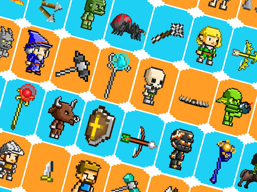 Mini guardians: castle defense (retro RPG game)  screenshots 2