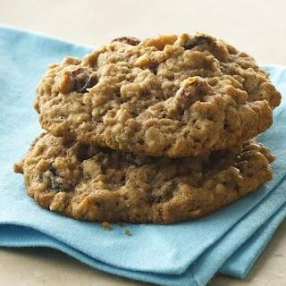 Best Whole Wheat-Oatmeal-Raisin Cookies Recipe