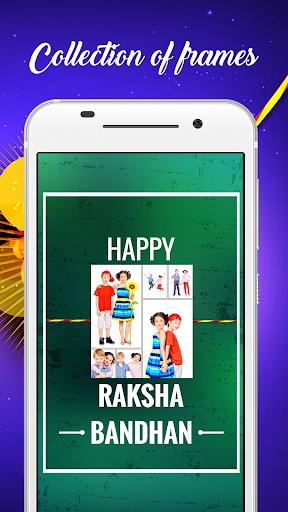 Rakhi Photo Frames - Raksha Bandhan Photo Frames 1.0 screenshots 2