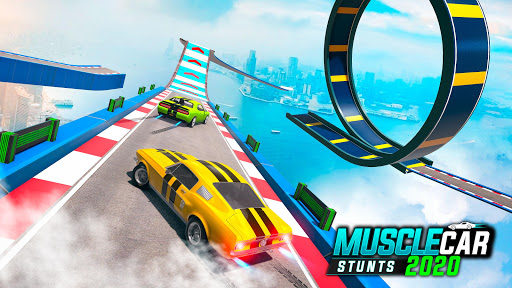 Muscle Car Stunts 2020: Mega Ramp Stunt Car Games 1.1.3 screenshots 2