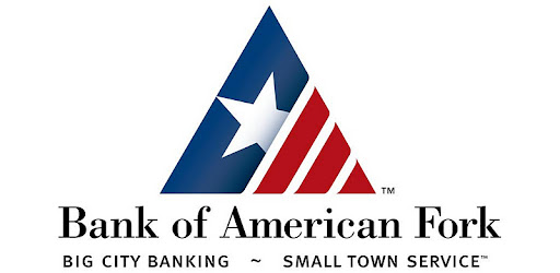 Image result for bank of American Fork logo