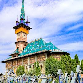 by Nastasache Florin Ionut - City,  Street & Park  Cemeteries