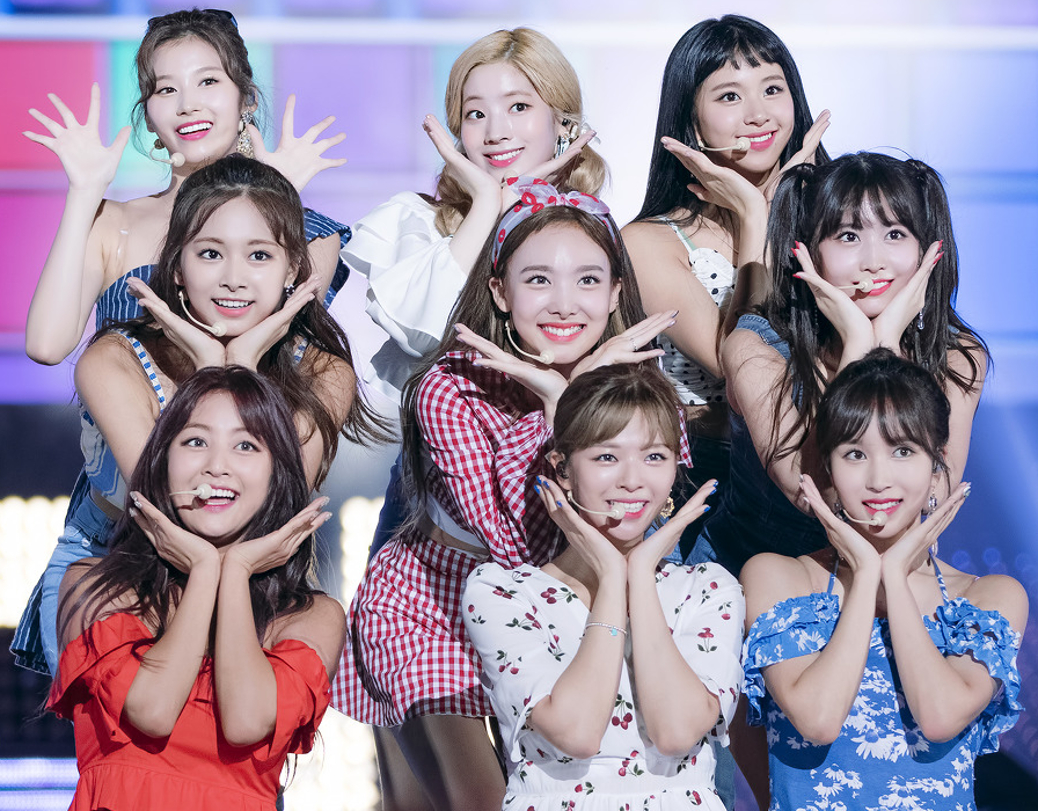 itzy twice different 7