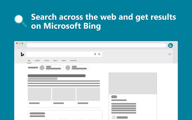 Microsoft Bing Quick Search