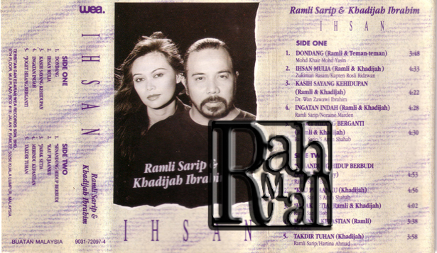 RAMLI SARIP & KHADIJAH IBRAHIM
