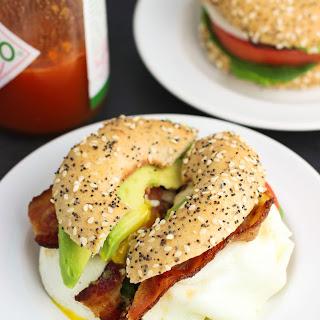 BLT Breakfast Sandwich (BLeaT)