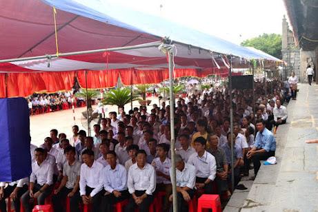 Thánh lễ Truyền chức linh mục giáo phận Phát Diệm 2017 - Ảnh minh hoạ 2