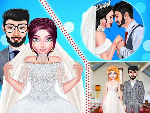 Marry Me - Romantic Wedding Game For Girls 1.0 screenshots 2