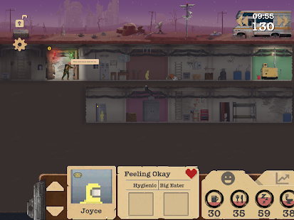 Sheltered- screenshot thumbnail