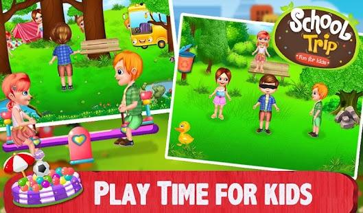 School Trip Fun For Kids- screenshot thumbnail