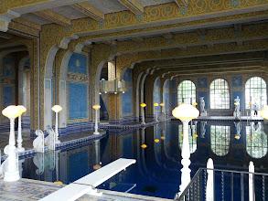 Photo: Hearst Castle - now _that's_ a Roman bathhouse!