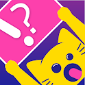 Cats Up - Free Charade Game for Family & Friends icon