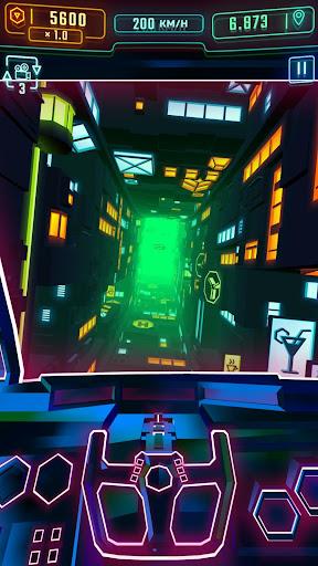 Neon Flytron screenshots 3