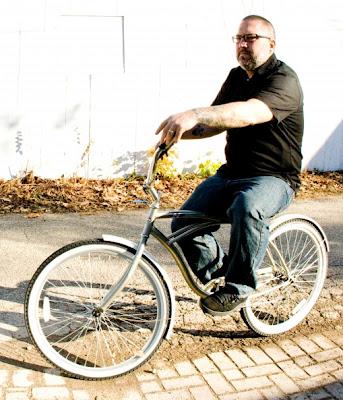Bryan Kemper (fotografía de su blog)