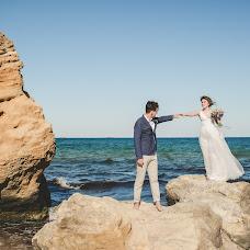 Wedding photographer Bogdan Gontar (bodik2707). Photo of 15.11.2017